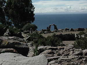 The third island on our northerly visit of Lake Titicaca is full of ruins and cultural traditions.