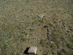 The Original Inca Cross, on Isle De Sol...said to be a represenation of many things, including a map...